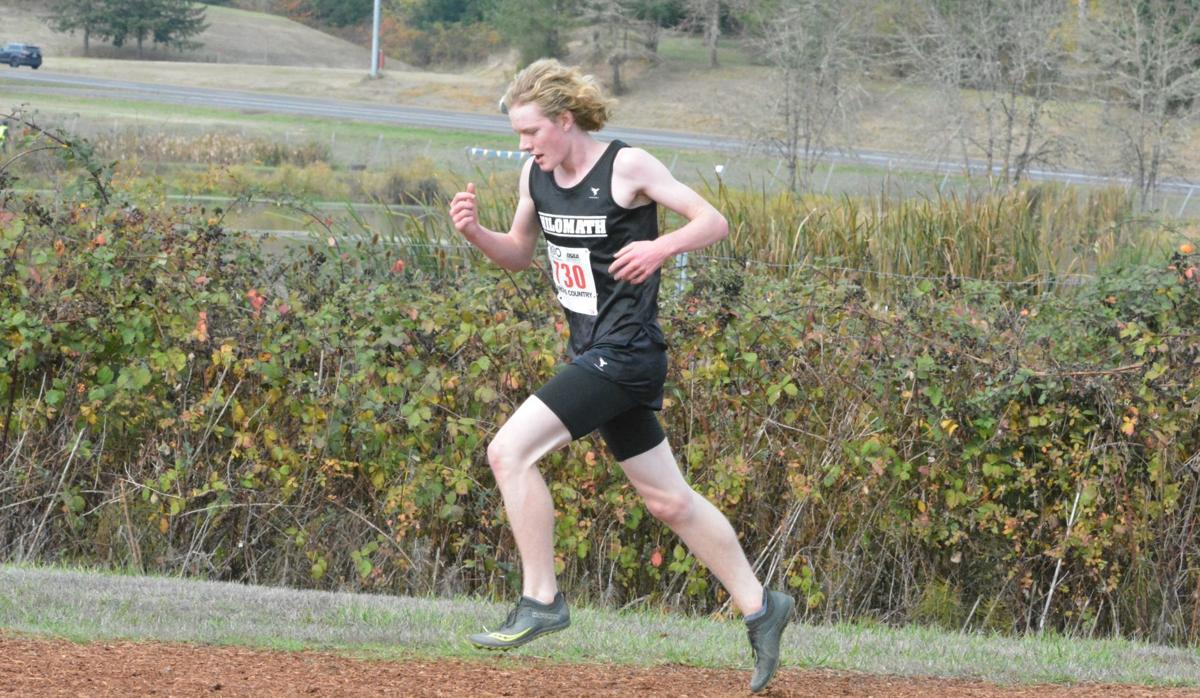 PHS cross-country: Noah King