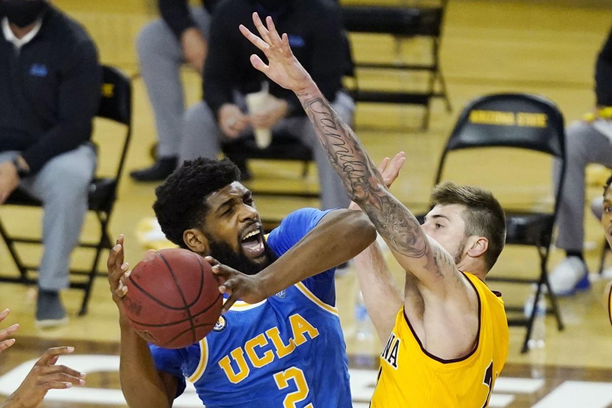 UCLA Arizona St Basketball 2
