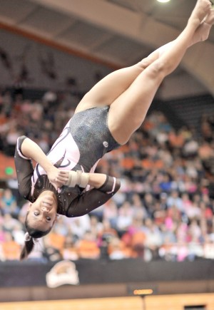 pacific edge gymnastics meet oregon