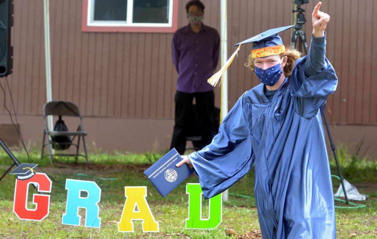 KVCS graduation 2020: Noah King Groh