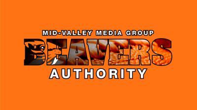 Beavers Football Logo Orange