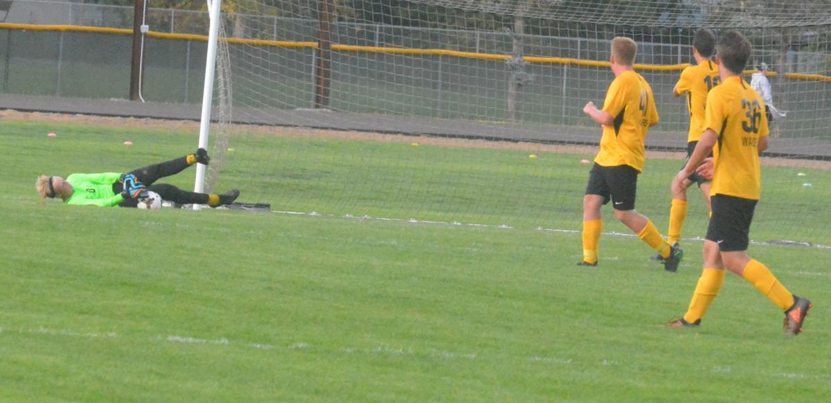 PHS boys soccer: Judah Bacho