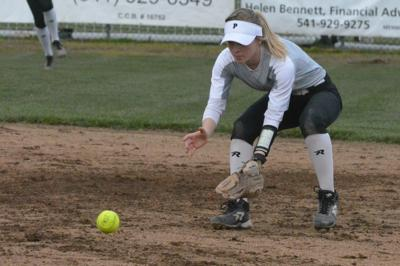 PHS softball: Riley Weaver