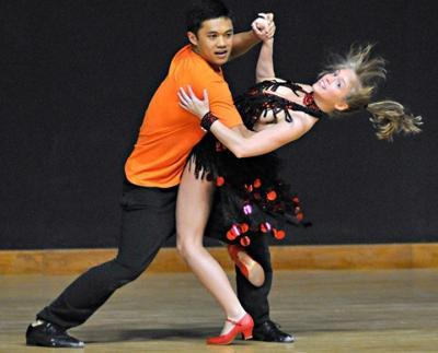OSU dancing