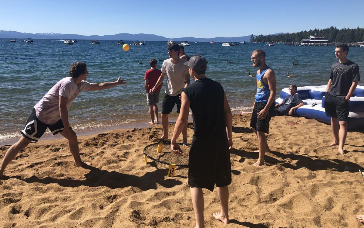 PHS boys basktball: Tahoe trip