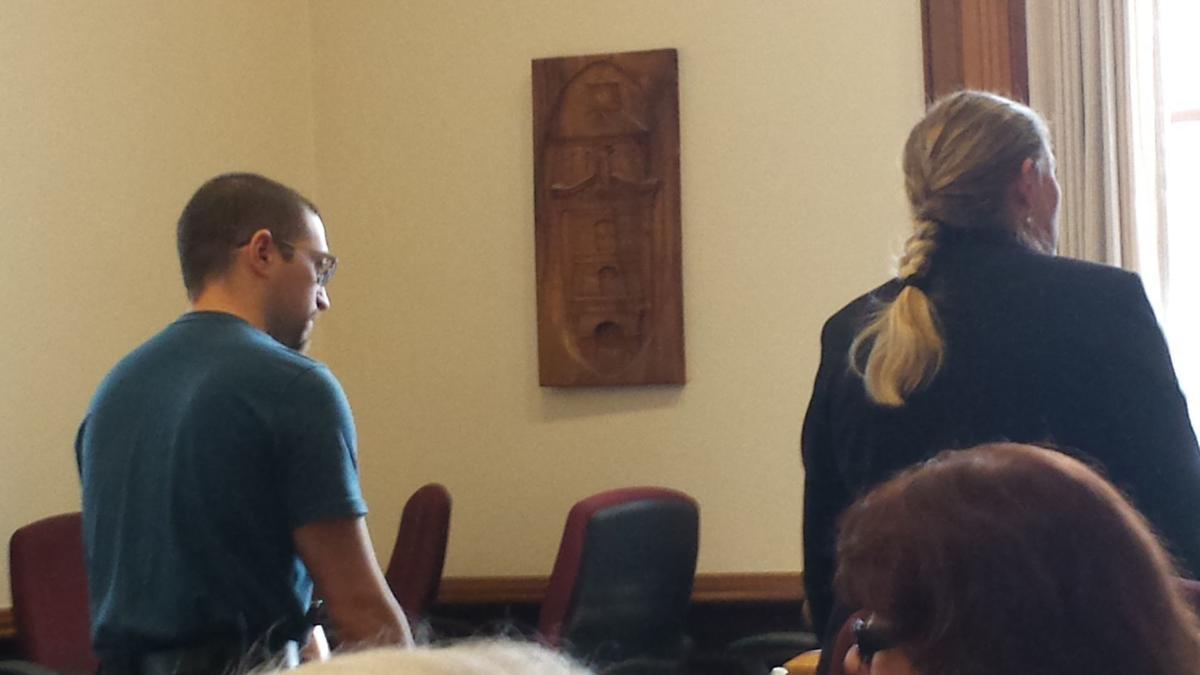 oswalt arraigned