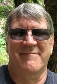 Scott Sayer mug, mid-valley skies