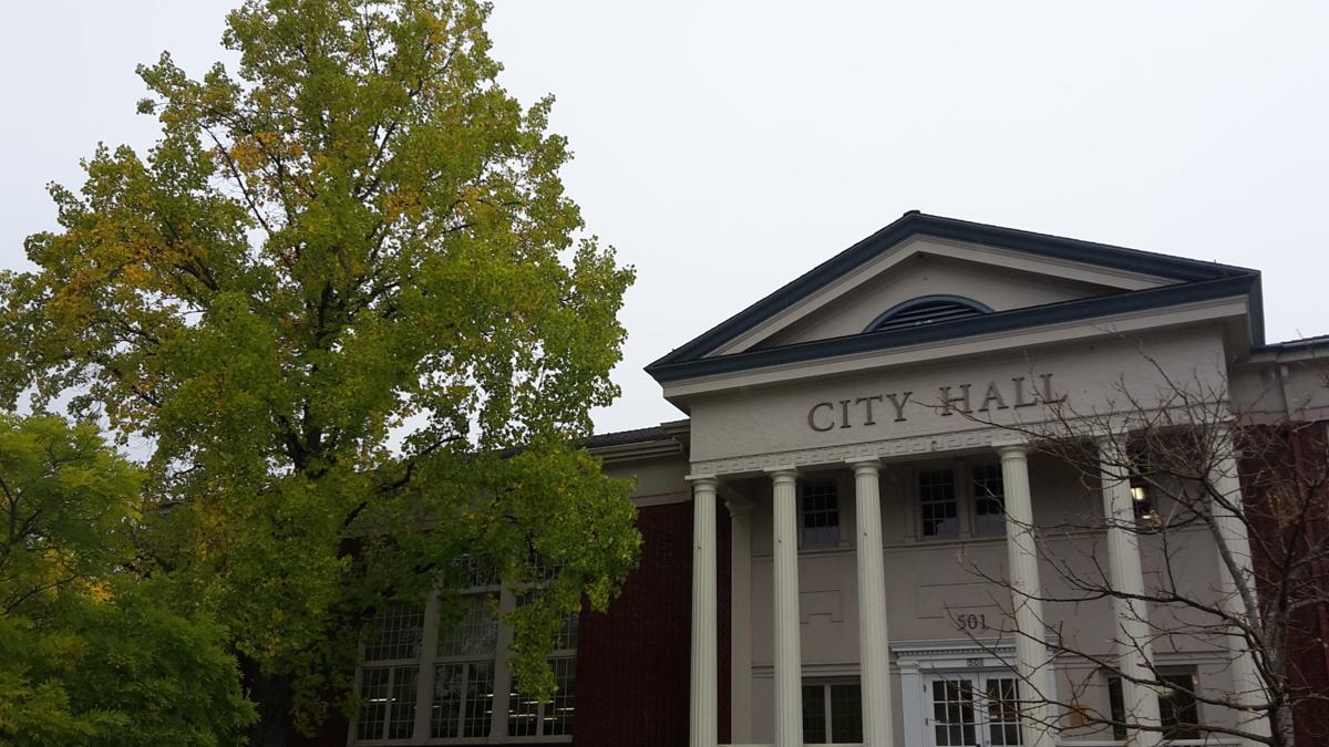 Corvallis City Hall