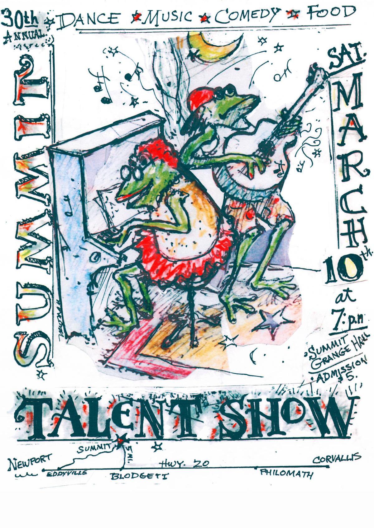 Summit Community Talent Show