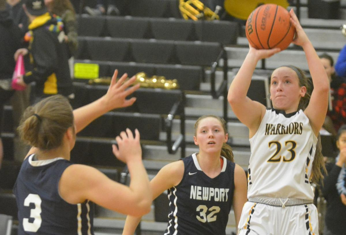 PHS girls basketball: Reiley Reichhuber