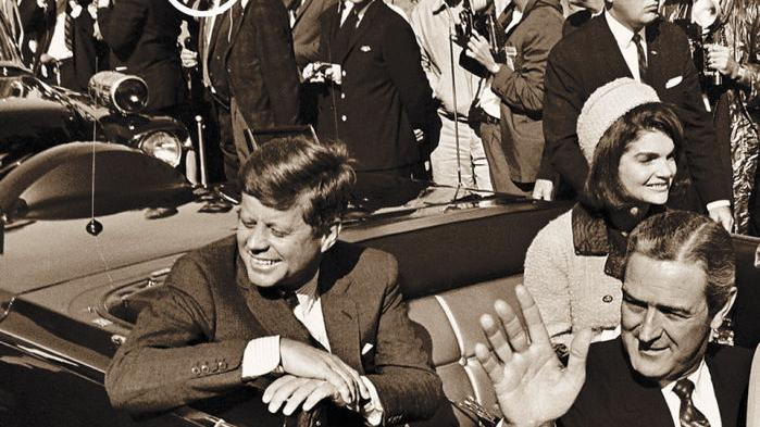 JFK memories: 'It's going to be a beautiful day, Mr. President'
