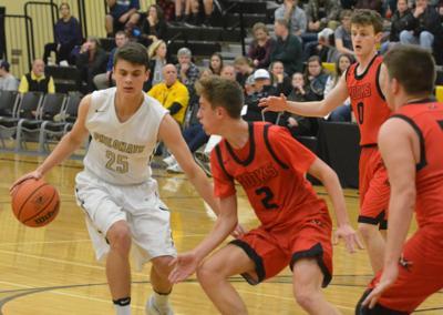 PHS boys basketball: Ben Reams