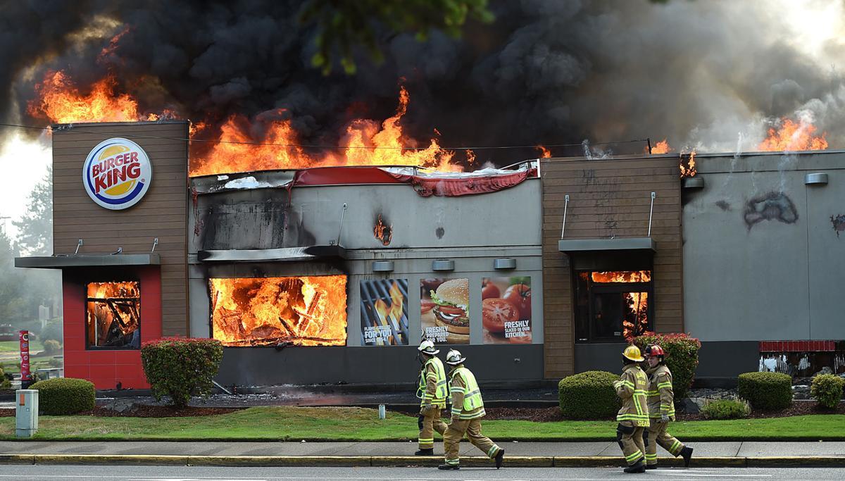 New Albany Fast Food