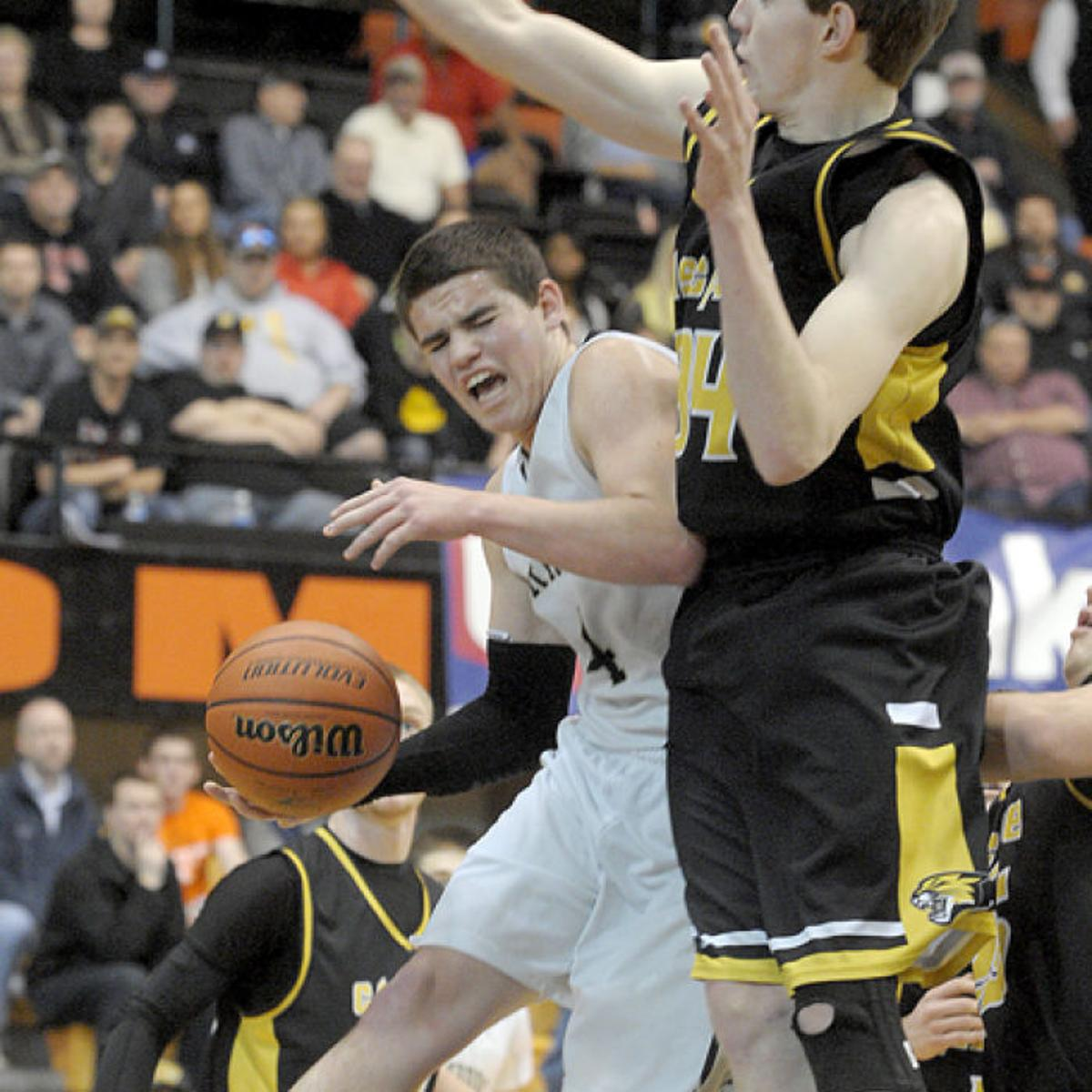 Prep boys basketball: Philomath goes cold in fourth quarter