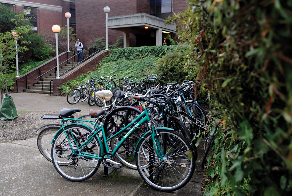 Corvallis Bike Thefts Spike From Last Year Local