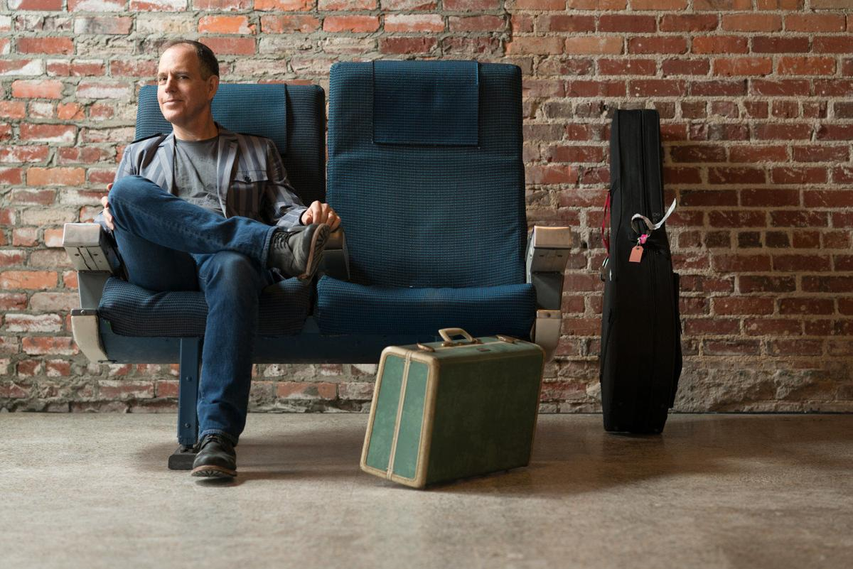 David Wilcox explores songbook, soul at Whiteside