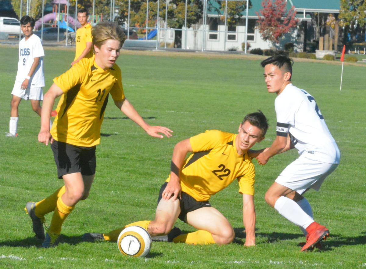 PHS boys soccer: Mateo Candanoza, Andrew Mecham