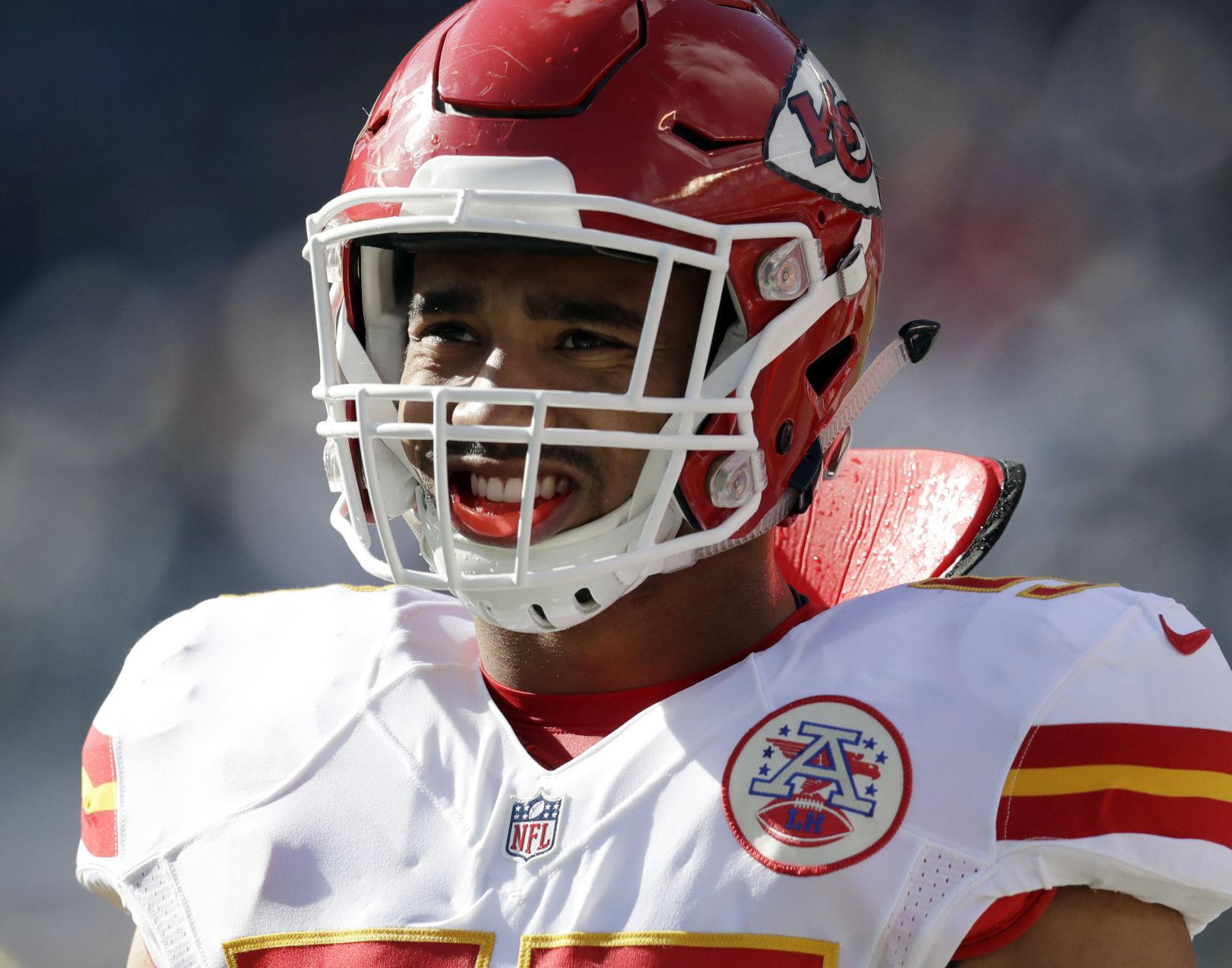 Chiefs, Seahawks swap linebackers as KC brings in Pierre-Louis