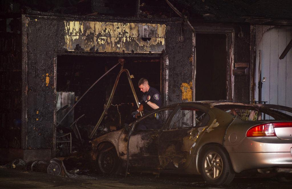Oregon Fatal Fire