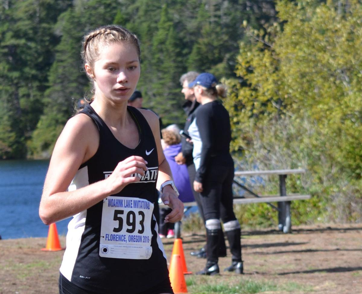PHS cross-country: Madison Bushnell