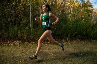 Vermont cross-country: Meaghan Alba