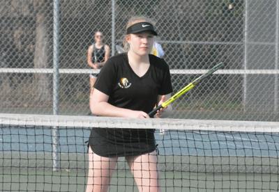PHS girls tennis: Ella Skinkis