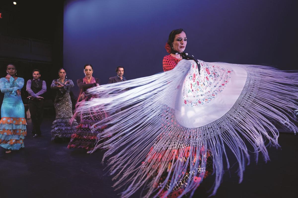 Flamenco Vivo Brings Emotion Rhythm To Osu Theatre Gazettetimes Com