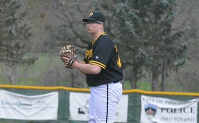 PHS baseball: Brandn Vogler