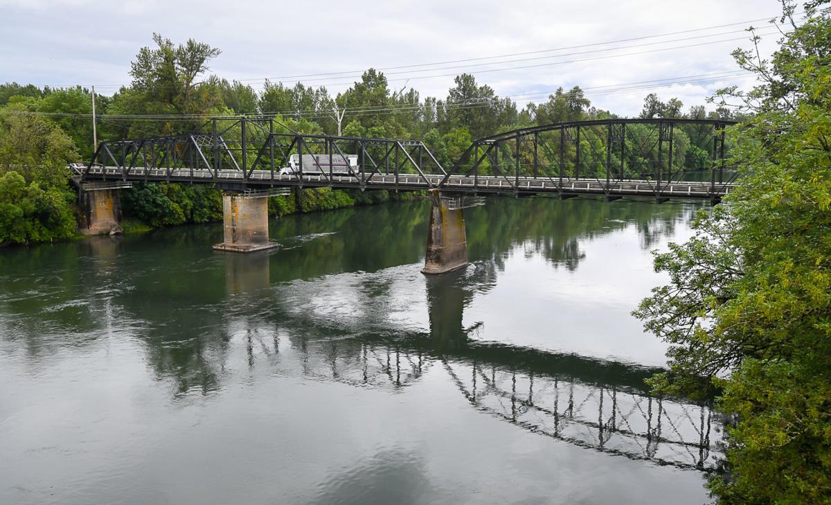 Van Buren Bridge stock