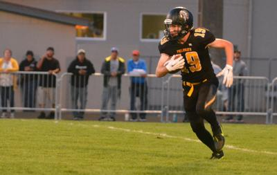 PHS football: Logan Hannigan-Downs