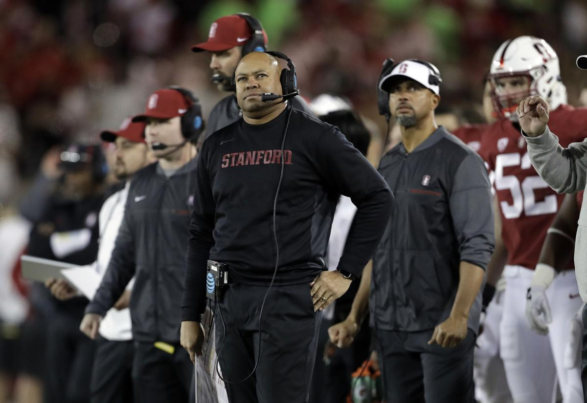 California Stanford Football