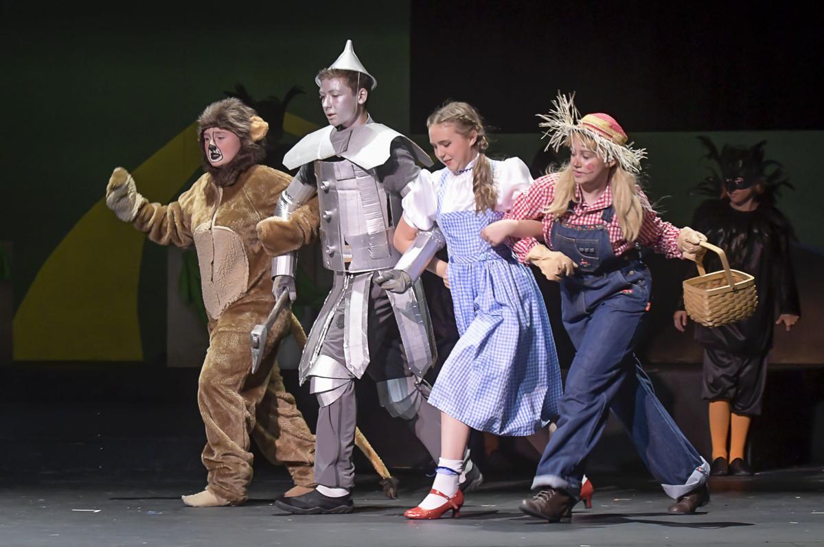 Majestic Theatre--Wizard of Oz 01