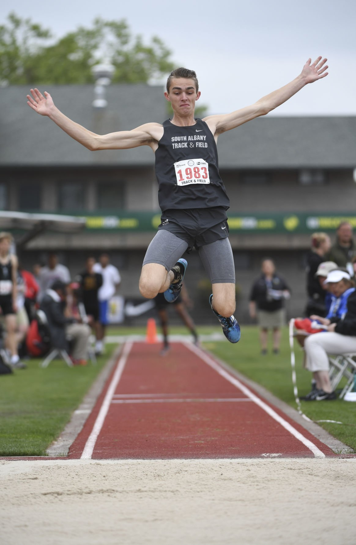 State Track and Field, Day Three