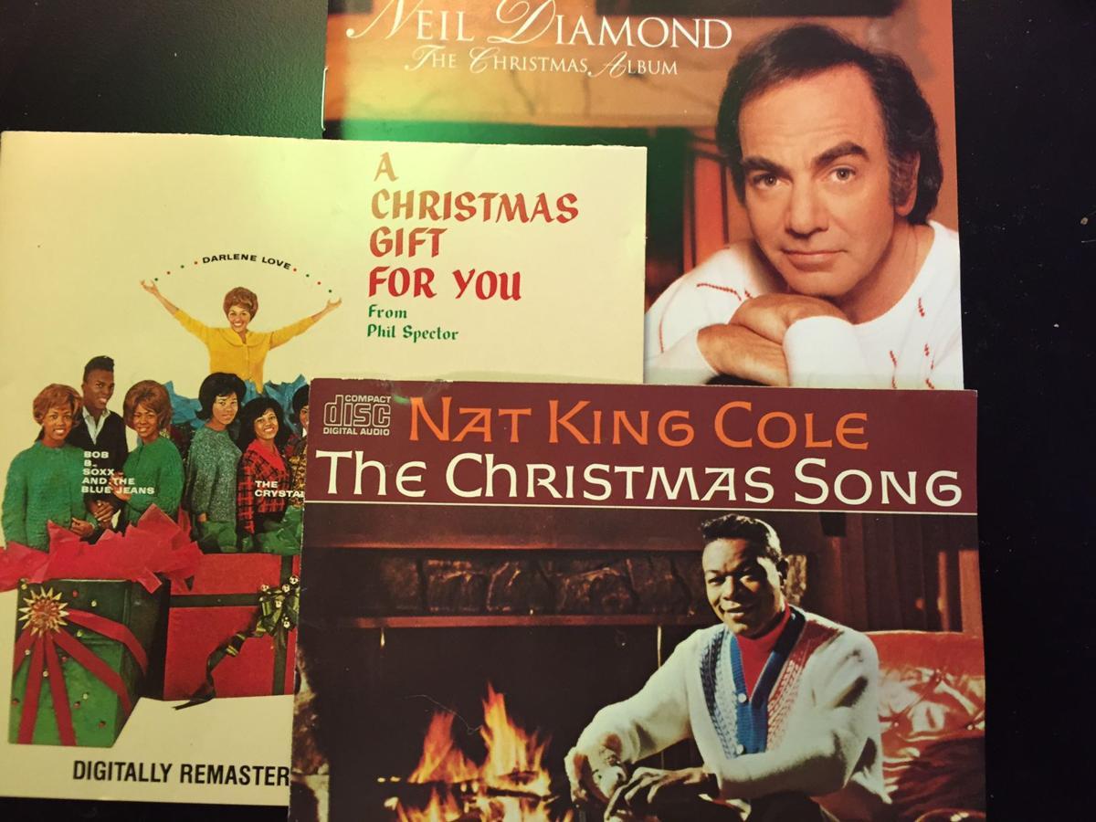 Christmas albums 12-11