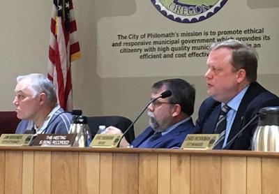 Mayor Eric Niemann