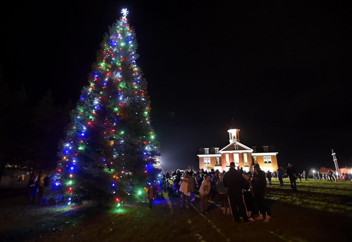 Philomath Christmas Tree Lighting