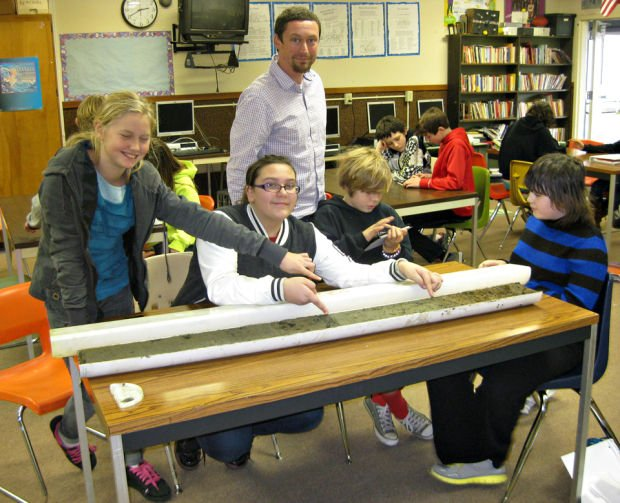 Students discover reach of tsunami, win state award