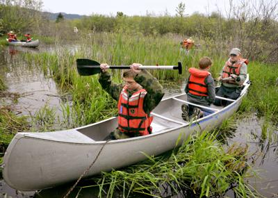 From the Past: Newton Creek Wetlands Stewardship Field Day 2009