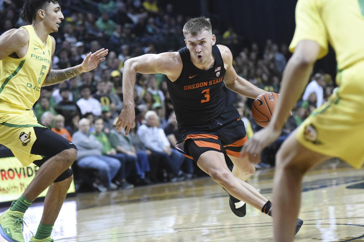 Oregon State vs. Texas A&M Men's Basketball