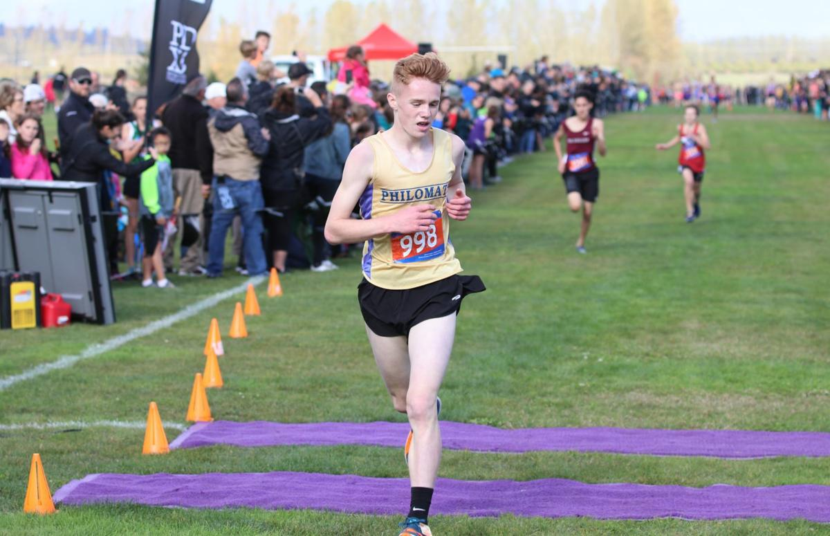 PMS cross-country: Brody Bushnell