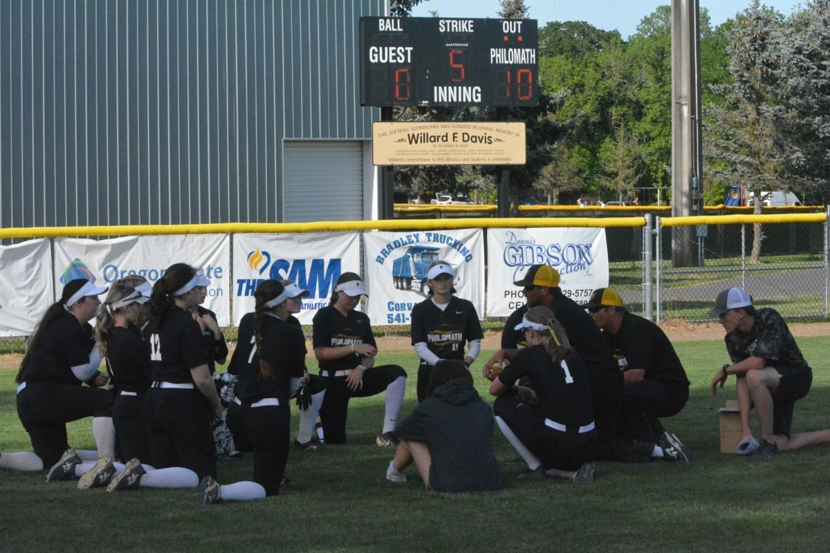PHS softball: Postgame after Woodburn