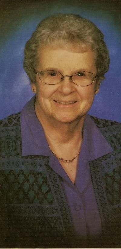 Patricia Ellis Greiner