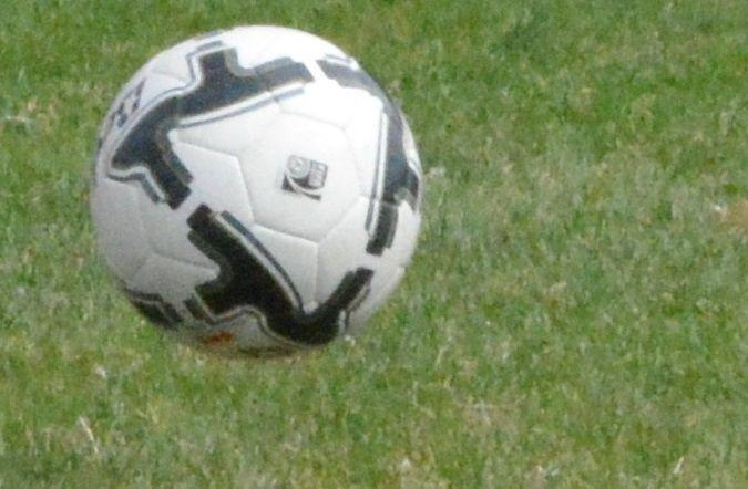 Soccer artwork