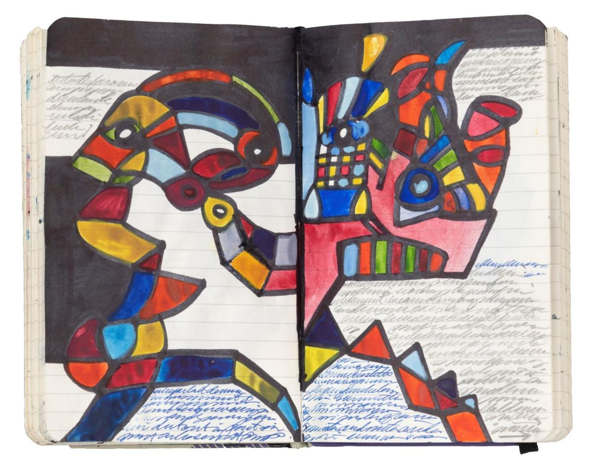 Phillip March Jones Notebooks