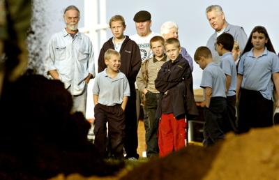 From the Past: 2008 Christmas tree planting
