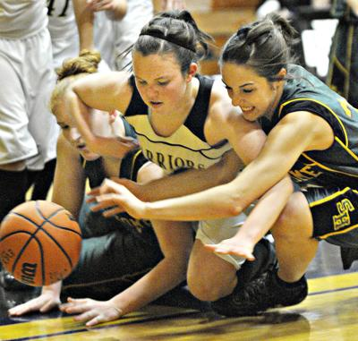 From the Past: 2009 girls basketball