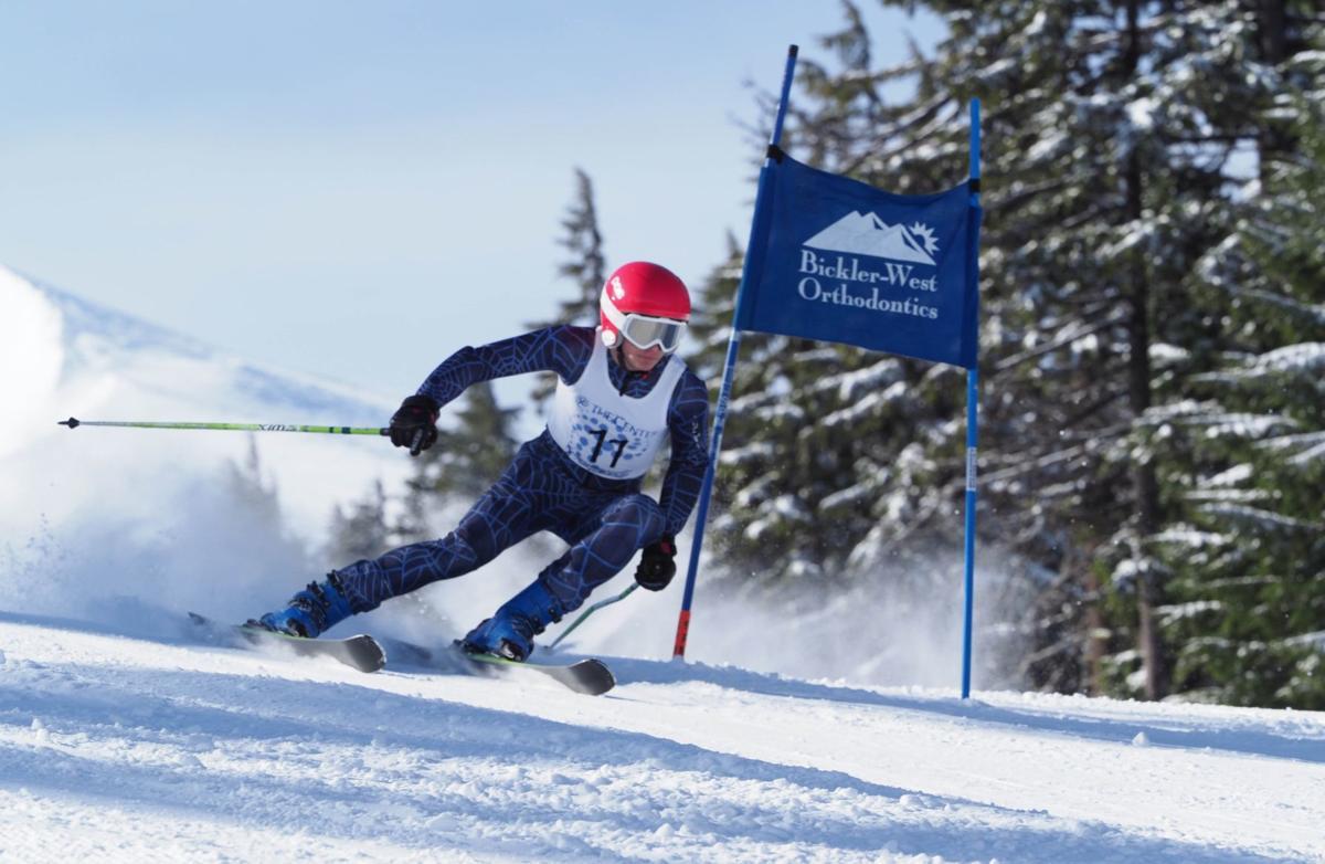 Philomath Ski Team: Luc Barnes