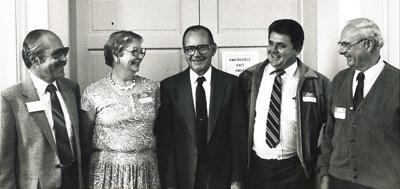 Former Philomath mayors