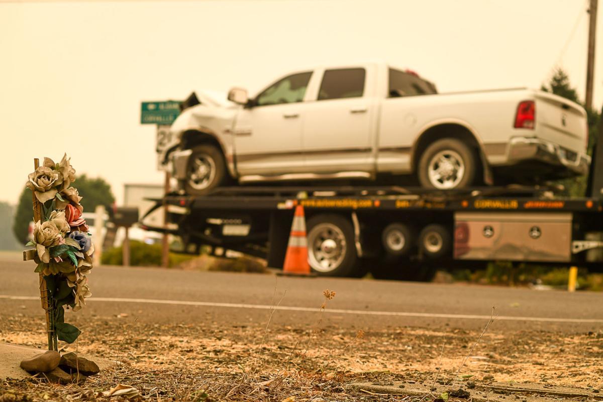 Highway 20-Granger Avenue crash