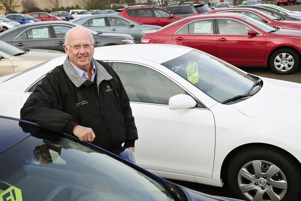 Toyota Dealers Brace For Impact After Recall Local